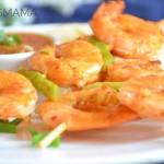 香烤滋味虾