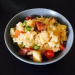 豌豆酒米饭