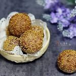 奶酪紫薯球#西王领鲜好滋味#