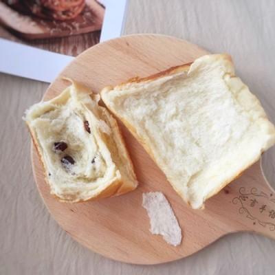 蔓越莓牛奶吐司(超详细面包机版)#我的莓好食光#