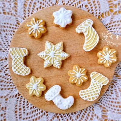 圣诞糖霜饼干#走进爱尔兰,品味好奶源#