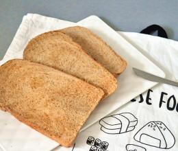 面包机红糖吐司