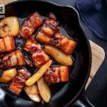 墨魚紅燒肉
