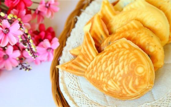 日本小吃-鲷鱼烧