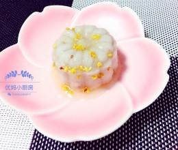 桂花蜜汁荔浦芋头