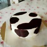 网红牛乳蛋糕