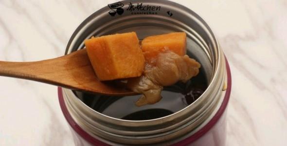 姜糖水红糖番薯#膳魔师地方美食v糖水(广州)#电视台小丽美食滨州滨图片