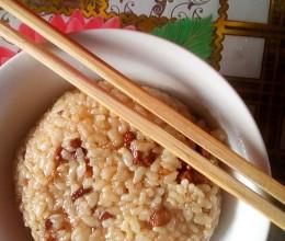 香喷喷肉米饭
