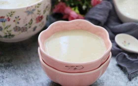 五谷酸奶豆浆
