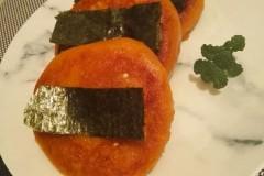 夹心柿子饼