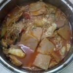【日韩料理】韩国部队汤