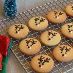 圣诞驯鹿饼干#圣诞烘趴 为爱起烘#