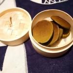 抹茶蜂蜜松饼