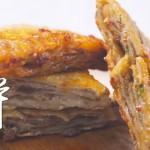飘香十里,不如吃掉你—牛肉千层饼
