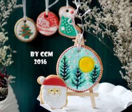 月色下的圣诞老人#圣诞烘趴 为爱起烘#
