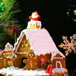 姜饼屋#圣诞烘趴 为爱起哄#