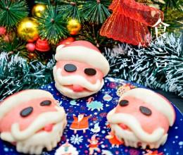 圣诞老人奶黄包