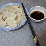 鲜肉香菇饺