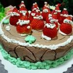 圣诞雪人蛋糕#圣诞烘趴 为爱起烘#