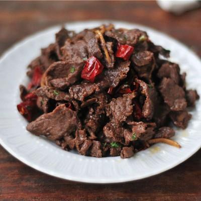 #西王领先好滋味#香辣牛肉