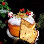 意大利圣诞面包潘妮托尼