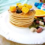 花生酱小松饼#趣味挤出来,及时享美味#
