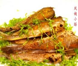 清炸小黄鱼