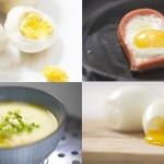 """元""""蛋""""快乐必知的四种鸡蛋做法"""