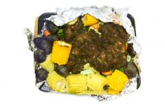 烤箱-有机羊腿肉