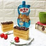 西番尼蛋糕#挤出大趣味,即使享美味#