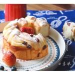 蔓越莓煉乳吐司面包
