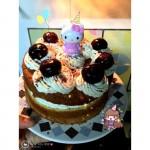 6寸水果裸蛋糕