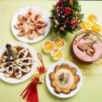 #快手蒸鲜,慢享团圆#  年菜大集合,鱼羊鲜滋味