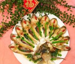 年夜饭之3-私房孔雀开屏鱼