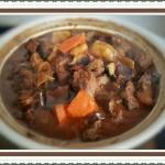 牛肉燒土豆