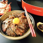 日式烧肉饭#利仁美食穿越#