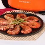 好吃到吮指的油焖大虾#利仁穿越美食#