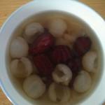 红枣桂圆红糖水