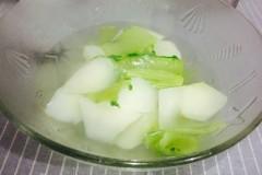 清水棒菜-鲜美至极