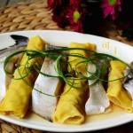 面结蒸鲳鱼#盛年锦食.忆年味#
