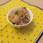 西红柿腊肠土豆焖饭