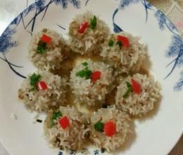 糯米蒸肉丸