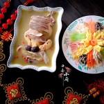 牡丹朝凤#快手蒸鲜,慢享团圆#