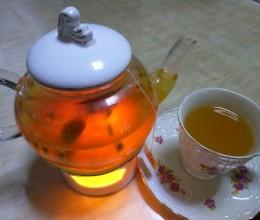 缤纷水果茶
