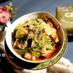 泡菜炒年糕#洁柔食客,只为爱下厨#