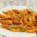 红红火火鲜辣虾#盛年锦食.忆 年味#