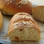 桂圆干面包