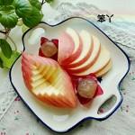 苹果水果拼盘