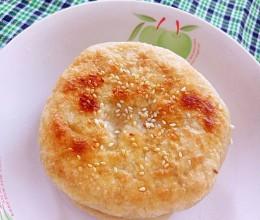 自制白糖饼