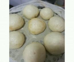 奶黄包(无黄油版)